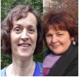 Dr Françoise Martin et Vivienne Vandenborne