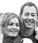 Alexandra Renversé et Didier de Buisseret