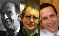 Stéphane Mercier, Jean-Michel Counet et Jean-Marie Cauchies