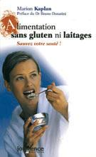 Alimentation sans gluten ni laitage