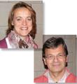 Isabelle Wats et René Feldman