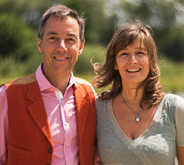 Edouart et Judith VAN DEN BOGAERT- BLONDIAU