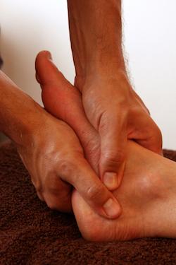 Atelier Initiation au massage des pieds
