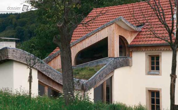 construire une maison cologique pour vivre sain et serein