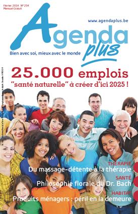 Créer 25.000 emplois dans le secteur de la santé naturelle d'ici 2025
